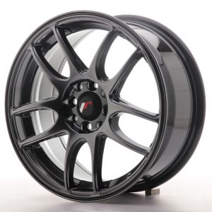 JR Wheels JR29 16x7 ET40 4x100/108 Hyper Black