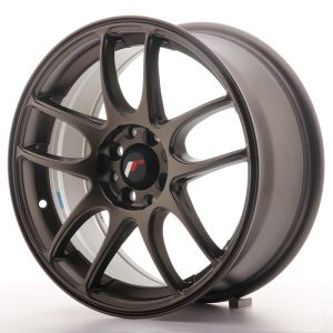 JR Wheels JR29 16x7 ET40 4x100/108 Matt Bronze