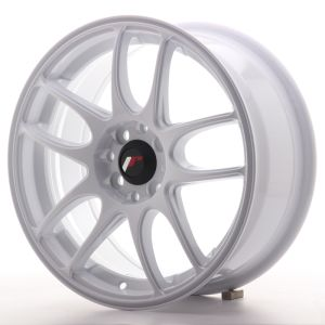 JR Wheels JR29 16x7 ET40 4x100/108 White
