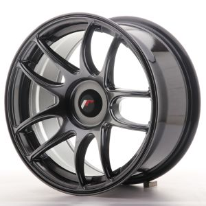 JR Wheels JR29 16x8 ET20-30 BLANK Hyper Black