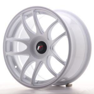 JR Wheels JR29 16x8 ET20-30 BLANK White