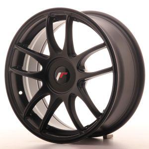 JR Wheels JR29 17x7 ET20-48 BLANK Matt Black