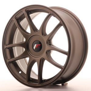 JR Wheels JR29 17x7 ET20-48 BLANK Matt Bronze