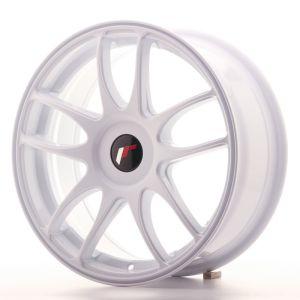 JR Wheels JR29 17x7 ET20-48 BLANK White
