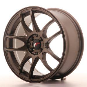 JR Wheels JR29 17x8 ET35 5x100/114 Matt Bronze