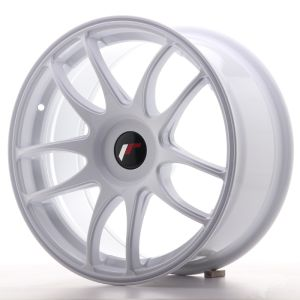 JR Wheels JR29 17x8 ET20-38 BLANK White