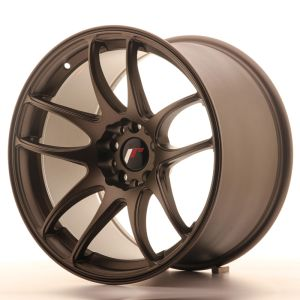 JR Wheels JR29 18x10,5 ET25 5x114/120 Matt Bronze