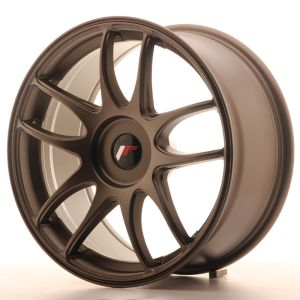 JR Wheels JR29 18x8,5 ET20-48 BLANK Matt Bronze