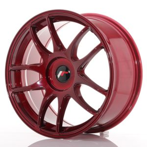 JR Wheels JR29 18x8,5 ET20-48 BLANK Platinum Red
