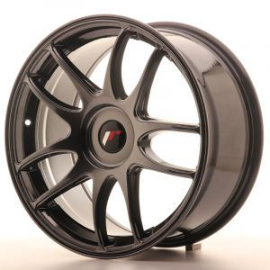 JR Wheels JR29 18x8,5 ET40-48 BLANK Hyper Black