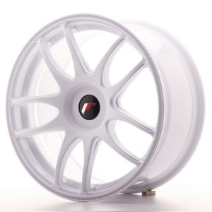 JR Wheels JR29 18x8,5 ET40-48 BLANK White