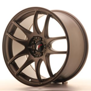 JR Wheels JR29 18x9,5 ET22 5x114/120 Matt Bronze