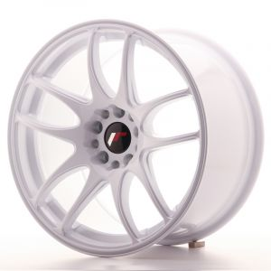 JR Wheels JR29 18x9,5 ET22 5x114/120 White
