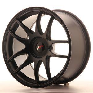 JR Wheels JR29 18x9,5 ET20-48 BLANK Matt Black