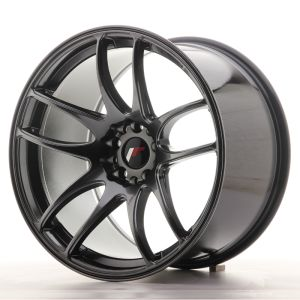 JR Wheels JR29 19x11 ET25 5x114/120 Hyper Black