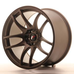 JR Wheels JR29 19x11 ET25 5x114/120 Matt Bronze