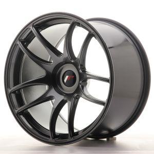 JR Wheels JR29 19x11 ET15-30 BLANK Hyper Black