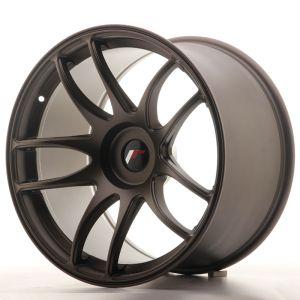 JR Wheels JR29 19x11 ET15-30 BLANK Matt Bronze