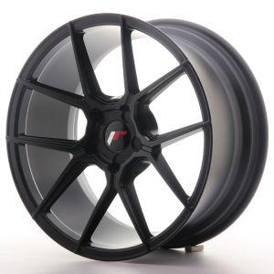 JR Wheels JR30 18x8,5 ET20-40 5H BLANK Matt Black