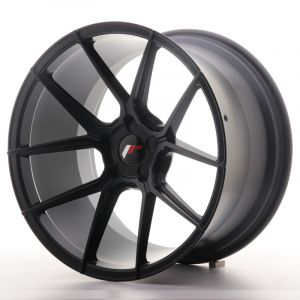 JR Wheels JR30 19x11 ET15-40 5H BLANK Matt Black