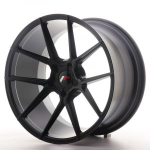JR Wheels JR30 20x11 ET30-50 5H BLANK Matt Black