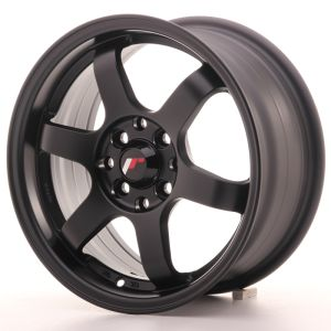 JR Wheels JR3 15x7 ET40 4x100/114 Matt Black