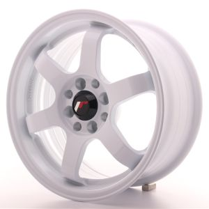 JR Wheels JR3 15x7 ET25 4x100/108 White