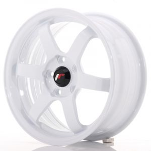JR Wheels JR3 16x7 ET40 5x114,3 White
