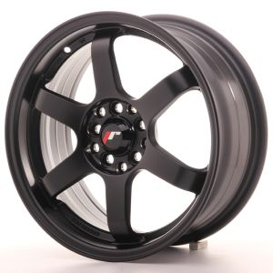 JR Wheels JR3 16x7 ET40 5x100/108 Matt Black