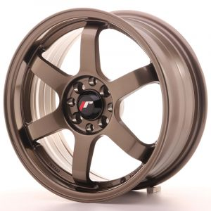 JR Wheels JR3 16x7 ET25 4x100/108 Bronze