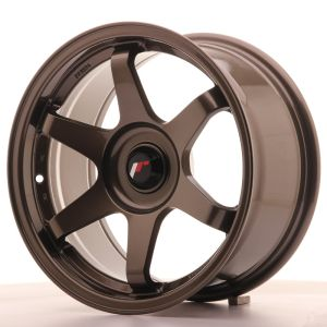 JR Wheels JR3 16x8 ET25 BLANK Bronze