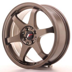JR Wheels JR3 17x7 ET40 4x100/114 Bronze