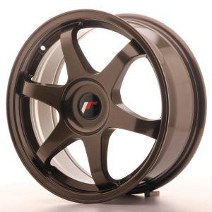 JR Wheels JR3 17x7 ET35-42 BLANK Bronze