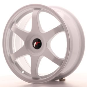 JR Wheels JR3 17x7 ET35-42 BLANK White