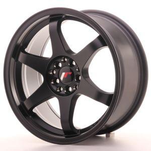 JR Wheels JR3 17x8 ET35 5x114/120 Matt Black