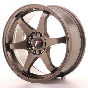 JR Wheels JR3 17x8 ET35 5x114/120 Bronze