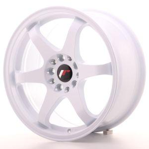 JR Wheels JR3 17x8 ET35 5x114/120 White