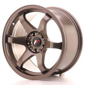 JR Wheels JR3 17x9 ET30 5x114,3/120 Bronze