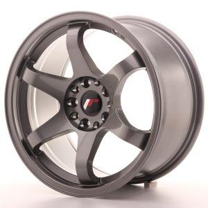 JR Wheels JR3 17x9 ET30 5x114,3/120 Gun Metal