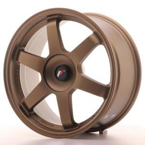 JR Wheels JR3 18x8,5 ET25-42 BLANK Dark Anodized Bronze