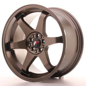 JR Wheels JR3 18x9 ET15 5x114/120 Bronze