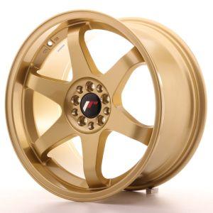 JR Wheels JR3 18x9 ET15 5x114/120 Gold