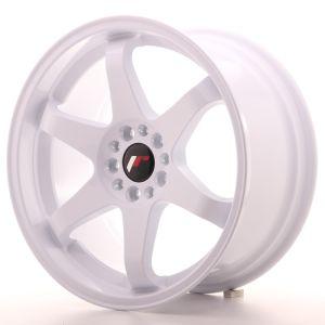 JR Wheels JR3 18x9 ET15 5x114/120 White