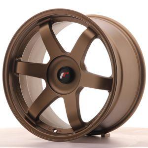 JR Wheels JR3 18x9,5 ET22-38 BLANK Dark Anodized Bronze
