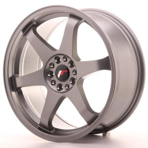 JR Wheels JR3 19x8,5 ET40 5x112/114,3 Gun Metal