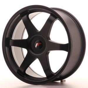 JR Wheels JR3 19x8,5 ET20-42 BLANK Matt Black