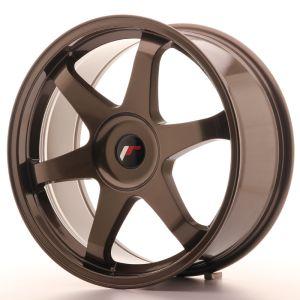 JR Wheels JR3 19x8,5 ET20-42 BLANK Bronze