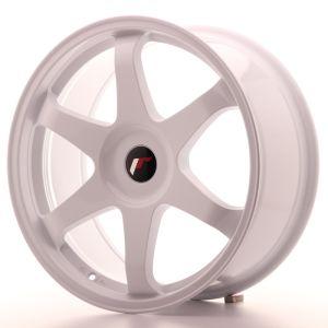 JR Wheels JR3 19x8,5 ET20-42 BLANK White
