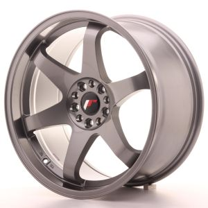 JR Wheels JR3 19x9,5 ET35 5x100/120 Gun Metal