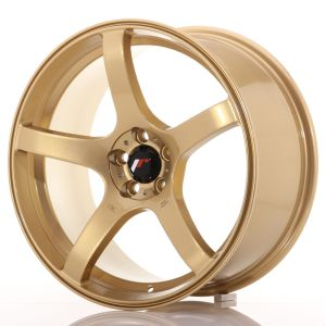 JR Wheels JR32 18x8,5 ET38 5x100 Gold